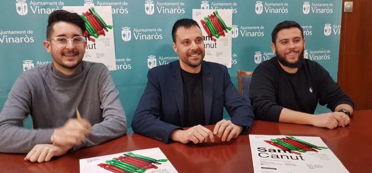 Vinaròs es prepara per a les festes de Sant Canut i Sant Sebastià