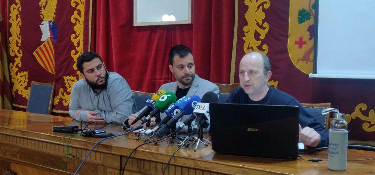 La Generalitat presenta el projecte per al segellat de l'abocador de Vinaròs