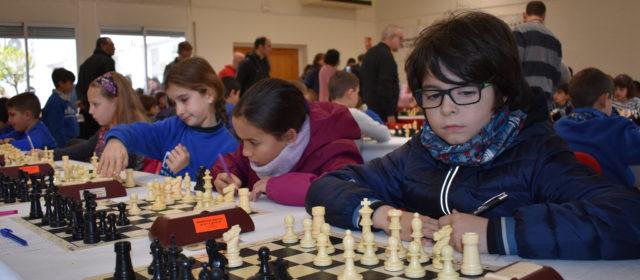 Els joves del Riu Sénia Benicarló, també decisius a la Lliga absoluta d'escacs