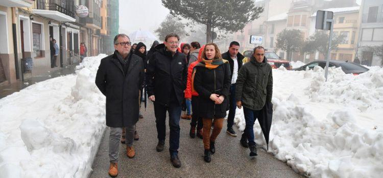 La Diputació destinarà 210.000 euros per a ajudes als municipis afectats per la borrasca Gloria