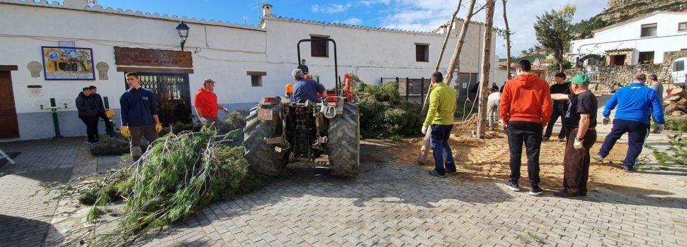 La festa de Sant Antoni a Vallibona o l'agraïment a uns bons comunicadors
