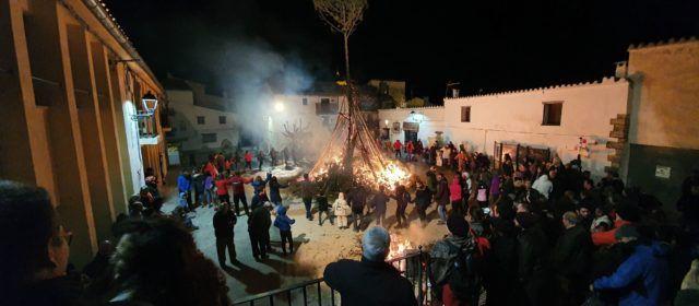 El Sant Antoni 2020 de Vallibona, en deu vídeos