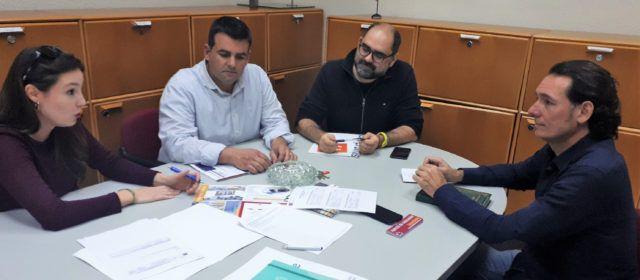 El diputat de Promoció Econòmica impulsa mesures per al foment de l'ocupació a la Mancomunitat de l'Alt Maestrat