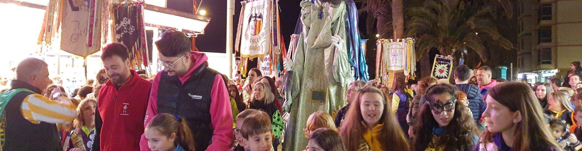 Casetes obertes: ara sí Vinaròs és tot Carnaval