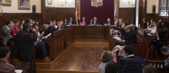 La Diputació aprova una partida de 255.000 euros per a obres d'emergència en carreteres per la borrasca Gloria