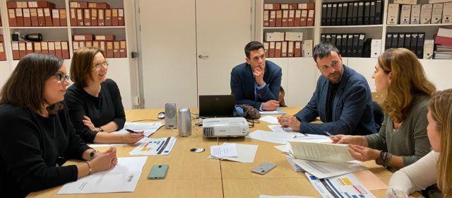Vinaròs i Benicarló, en una reunió a Madrid per aclarir dubtes sobre l'Estratègia DUSI
