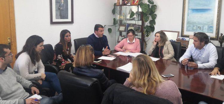 Peñíscola pide solución para los accesos a la costa sur tras el temporal