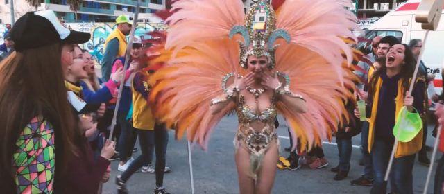"""""""Vidas de Carnaval"""": un documental impecable de la fiesta más popular de Vinaròs"""