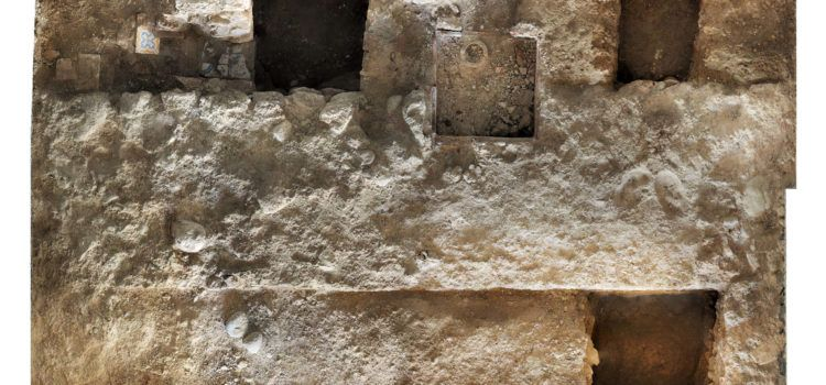 Un seguiment arqueològic documenta en unes obres la muralla de Vinaròs del segle XVI
