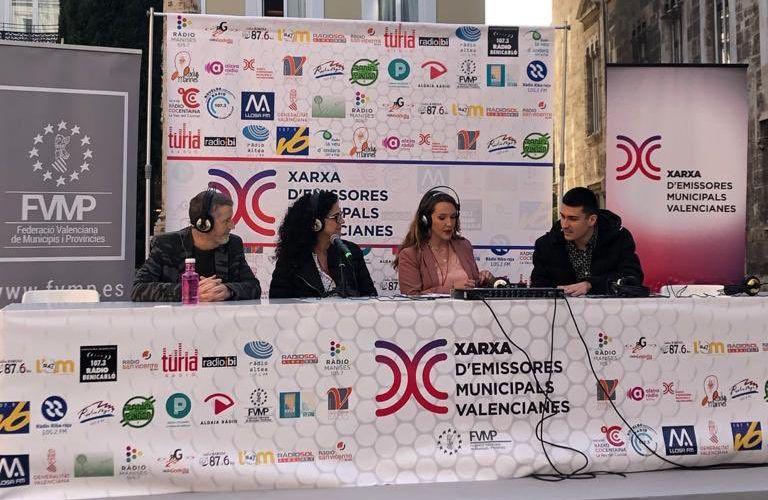 Ràdio Benicarló participa en el programa commemoratiu del Dia Mundial de la Ràdio