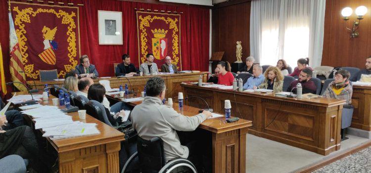 L'Ajuntament de Vinaròs aprova el pressupost més elevat de la història