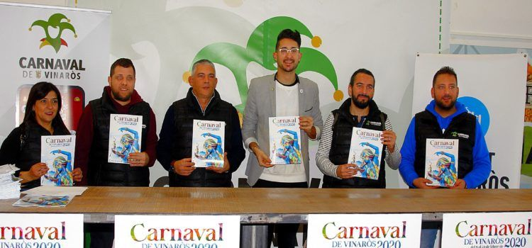 Presentada la programación del Carnaval de Vinaròs 2020