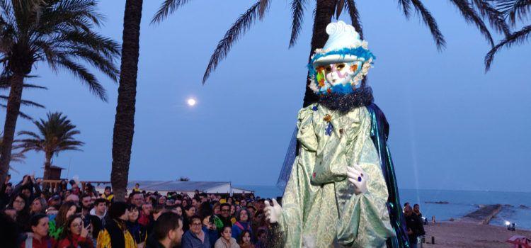 Crònica del començament del Carnaval de Vinaròs 2020