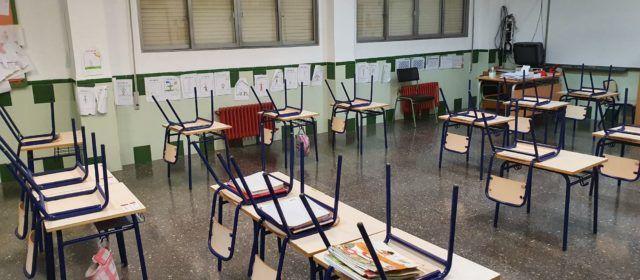 STEPV celebra la decisió de Conselleria de tancar els centres educatius pel coronavirus