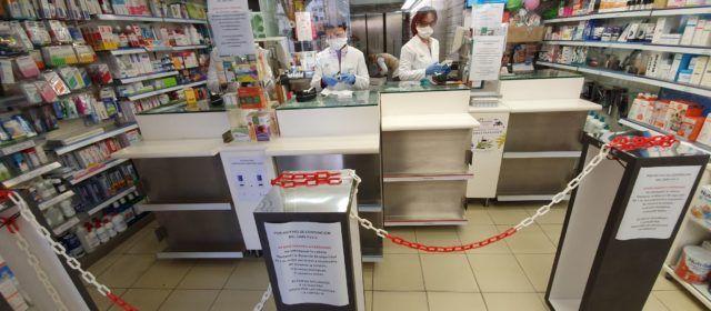 Màxima protecció a les farmàcies de Vinaròs pel coronavirus