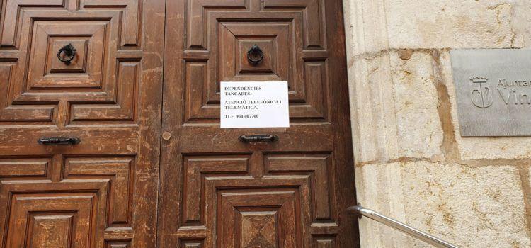 L'Ajuntament de Vinaròs habilita el teletreball per als empleats municipals