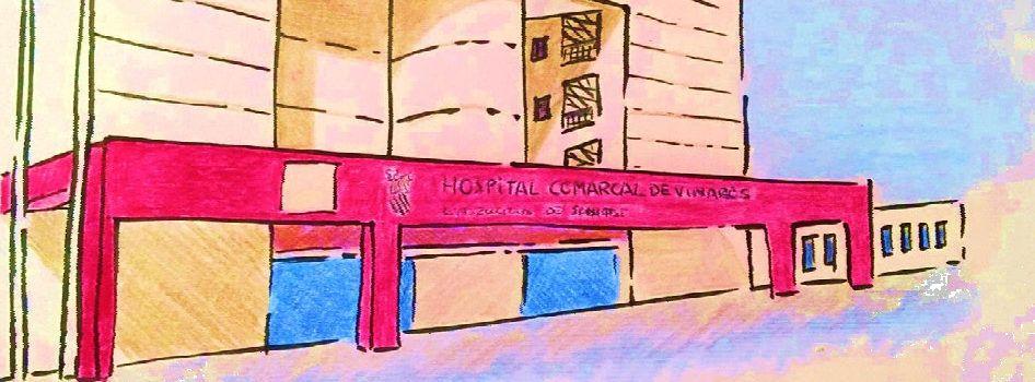 Un conte en temps de coronavirus per homenatjar els sanitaris de l'Hospital de Vinaròs i de la comarca