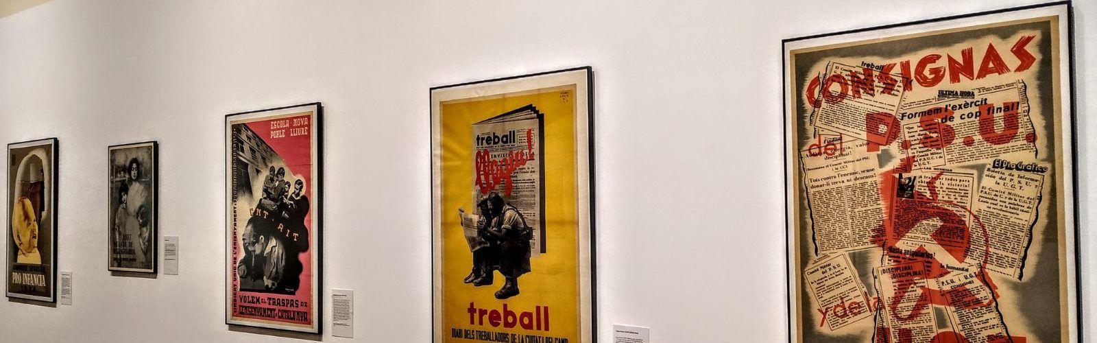 Exposició  'El llapis, arma de guerra antifeixista 1936-1939'