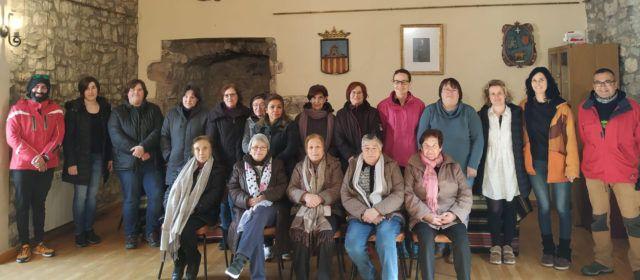 Ares del Maestrat se suma a la lluita feminista
