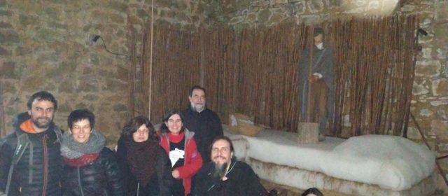 Visita guiada a la Nevera dels Regatxols d'Ares del Maestrat