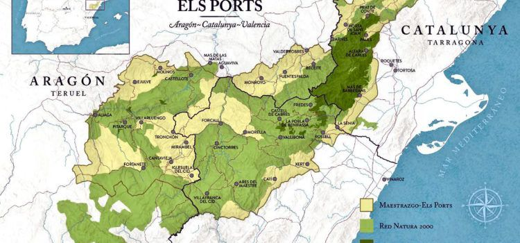 Un gran proyecto natural y patrimonial para frenar la despoblación en el Maestrat y Els Ports