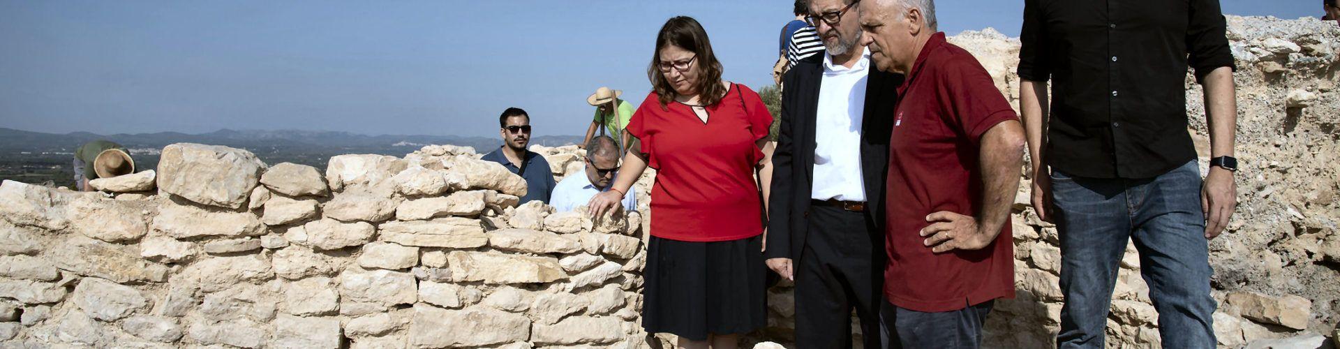 La Diputacióinvertirà 70.000 euros a 2020 per a realitzar 13 actuacions arqueològiques, como en Cinctorres y Vinaròs
