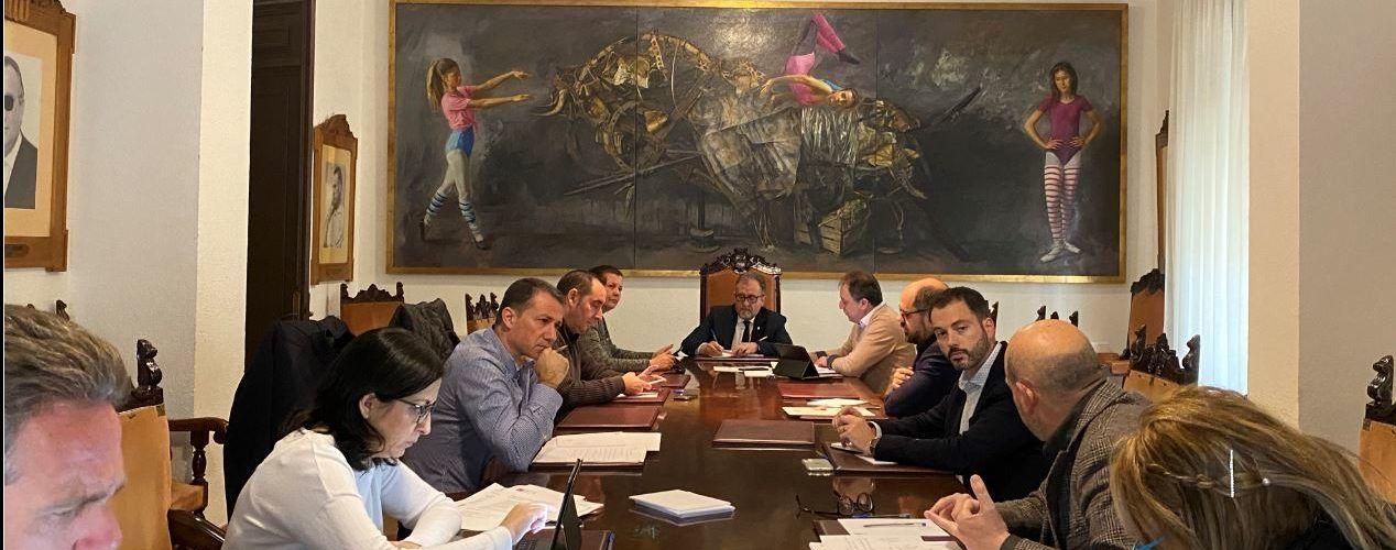 La Diputació de Castelló aprovarà mesures fiscals urgents per a minimitzar l'impacte negatiu del coronavirus