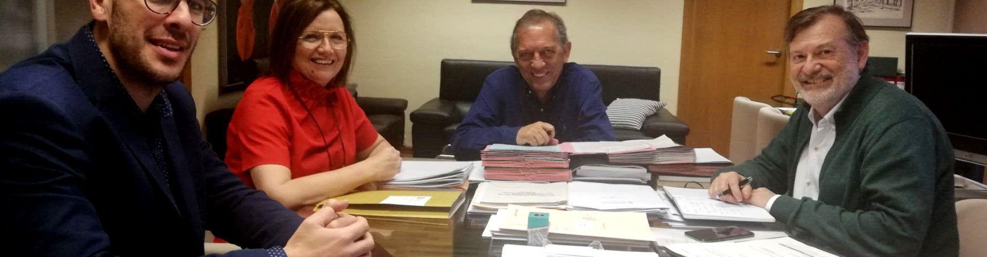 La Conselleria d'Educació dona llum verda al nou col·legi de Benicarló