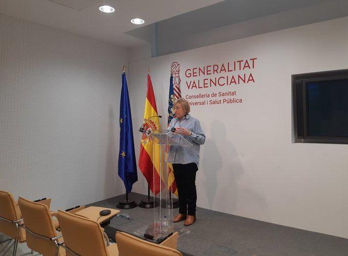 105 ingresados menos por coronavirus en la Comunidad Valenciana