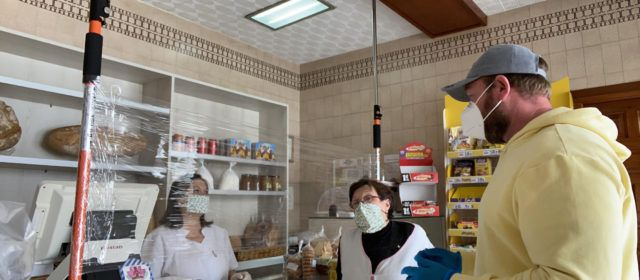 Sant Jordi impulsa la seua eixida del coronavirus amb un decàleg de mesures econòmiques extraordinàries