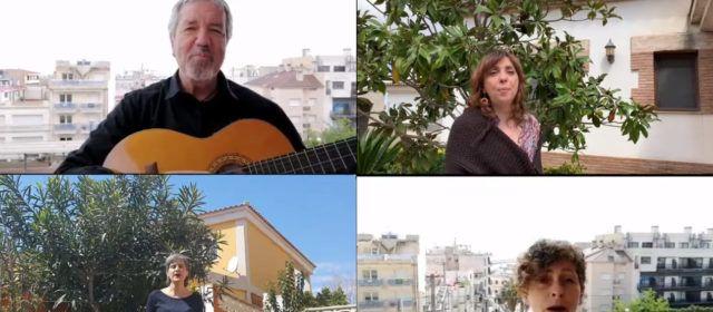 Músics del Maestrat i de les Terres de l'Ebre estrenen un videoclip per aquest temps de coronavirus