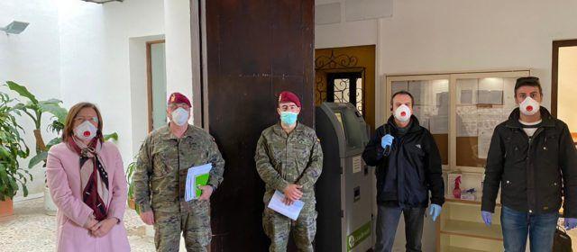 L'exèrcit ajudarà a reforçar el control de les mesures pel coronavirus a Benicarló