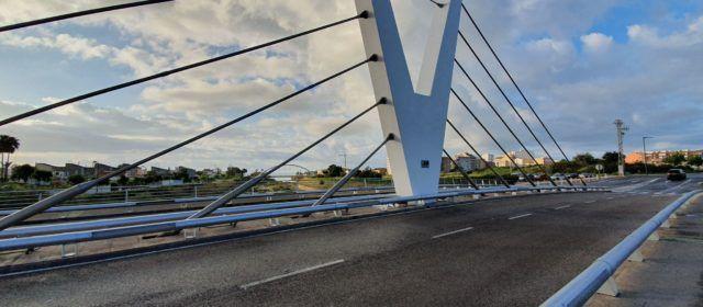 Vinaròs pinta los emblemáticos puentes del último tramo del Cervol