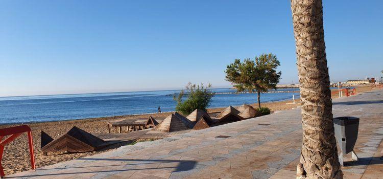 L'Ajuntament de Vinaròs adequa les platges per a la nova temporada de bany