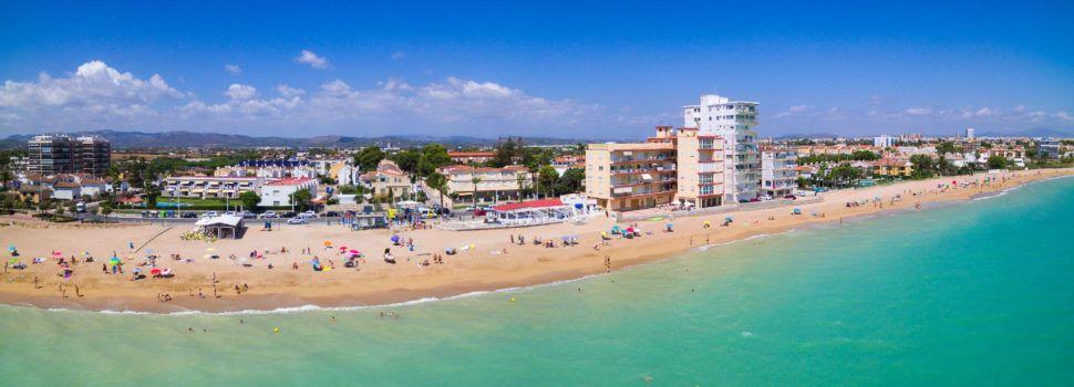 Benicarló activa un Pla d'Ús de Platges Segures per a garantir la higiene i el distanciament