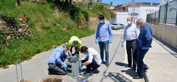 L'ajuntament de Morella i Global Omnium comencen la recollida de mostres per a detectar focus de COVID-19