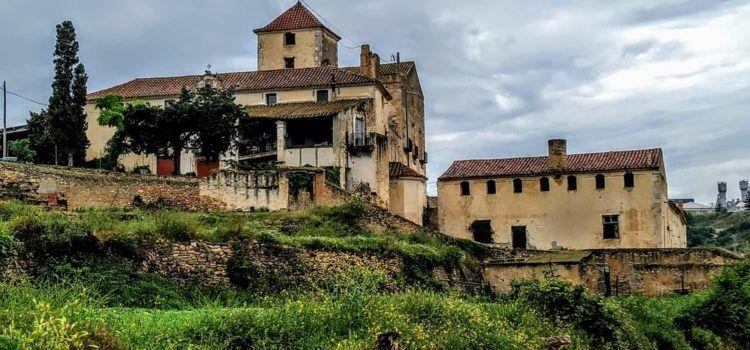 Vora l'Ebre: El Molí de l'Hospital, al riu Sénia, terme de Rossell