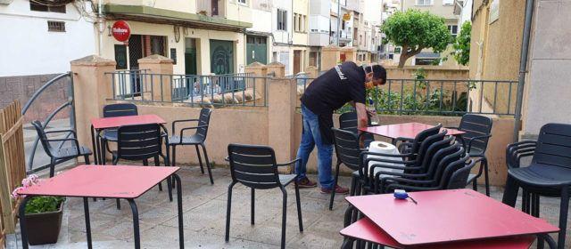 Reabren más cafeterías de Vinaròs, a la espera de llegar a la Fase 2