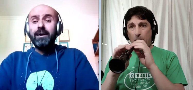 Vídeo: Jota confinada de Lo Planter