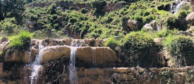 Vídeos: els barrancs continuen brollant a Vallibona