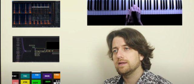 Un músic de Castelló dedica un documental a una obra de Carles Santos