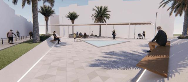 Canet Lo Roig projecta remodelar la plaça Nova i rehabilitar el Calvari
