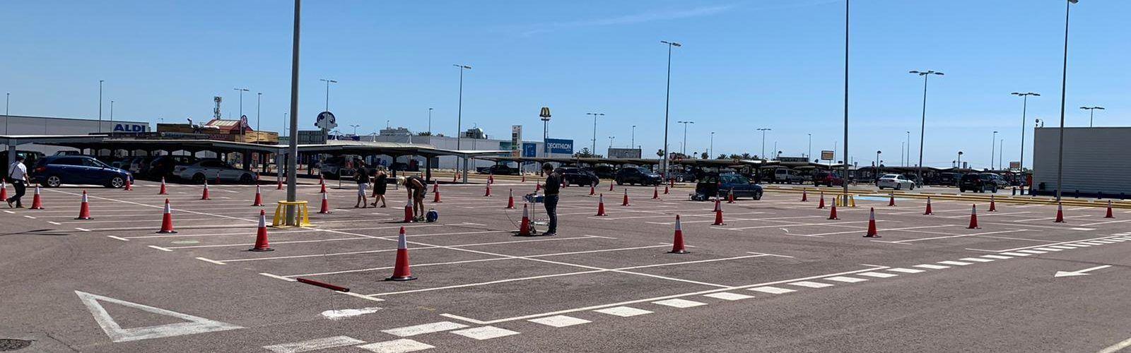 """El centro comercial Portal Mediterráneo de Vinaròs se adapta a la """"nueva normalidad"""""""