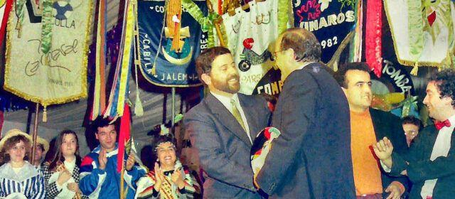 Fallece el expresidente del Carnaval de Vinaròs Antonio Martínez