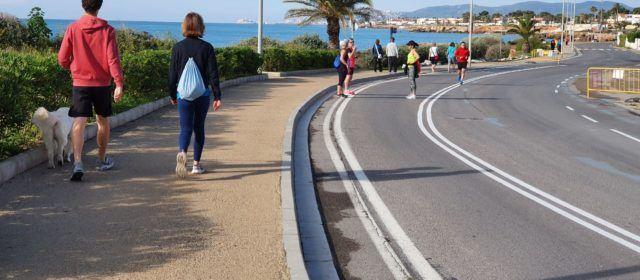 Vinaròs aumenta sus carriles bici por la costa e interior