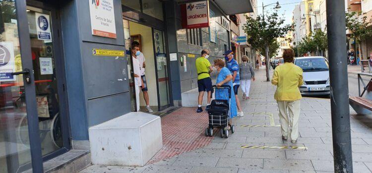 Barceló anuncia que abrirán por la tarde 77 centros de salud, entre ellos el de Vinaròs, para necesidades asistenciales de la población