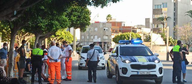 Lesionado un adolescente mientras jugaba en Benicarló