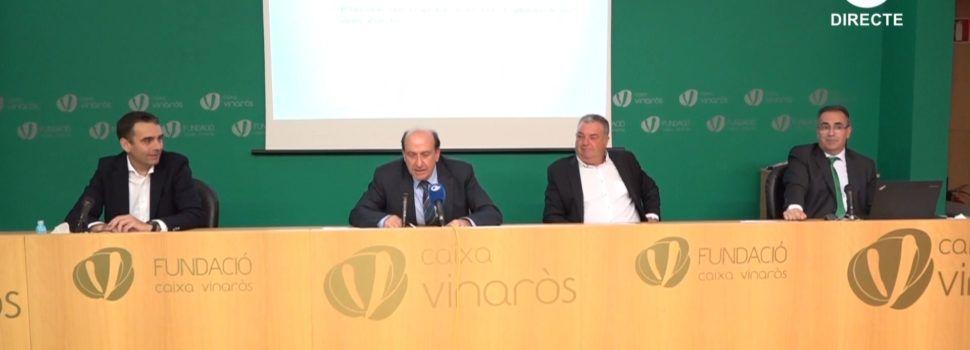 Manuel Molinos deixa Caixa Vinaròs, Josefa Gondomar, nova presidenta