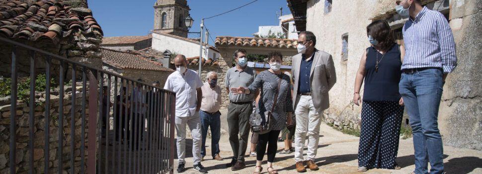 Martí celebra a Castell de Cabres el primer any de govern destacant la inversió de la Diputació als ajuntaments de l'interior