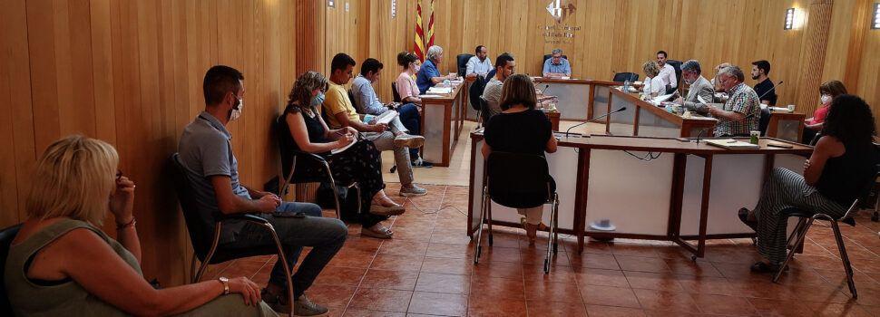 El ple del Consell Comarcal del Baix Ebre rebutja un transvasament de l'Ebre a Cantàbria